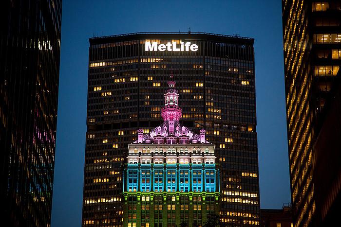 Golpe fuerte para la aseguradora MetLife