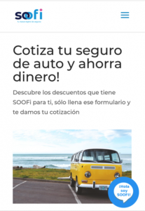 soofi sofi seguros auto