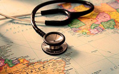 Seguro de gastos médicos para viajar al extranjero