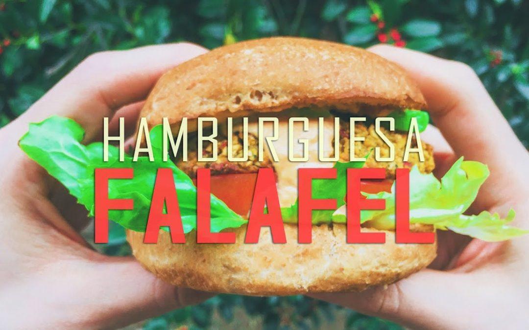 Receta Hamburguesas Veganas