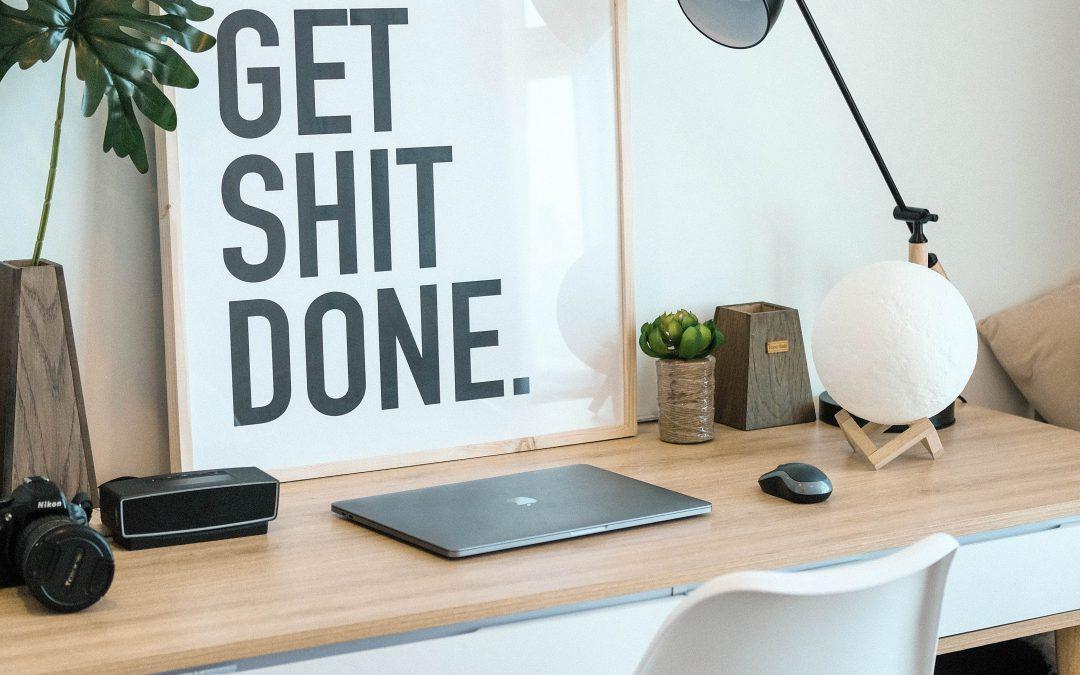5 tips para aprender a trabajar en casa y disfrutarlo!